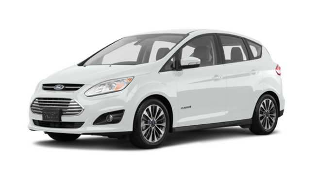 2018 Ford C-MAX HYBRID TITANIUM | Photo 6 | Oxford White