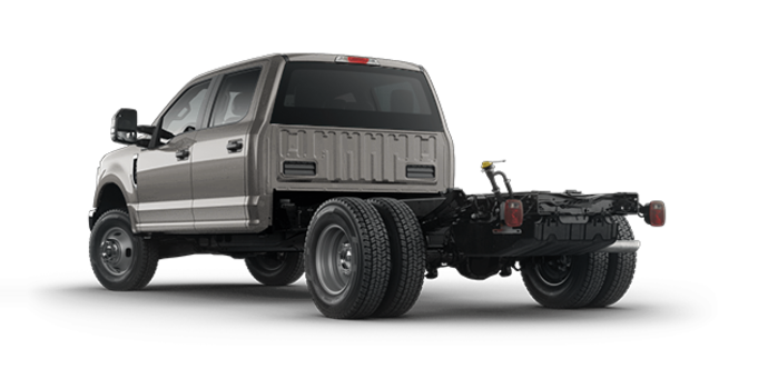 2018 Ford Chassis Cab F-350 XLT | Photo 5 | Stone Gray