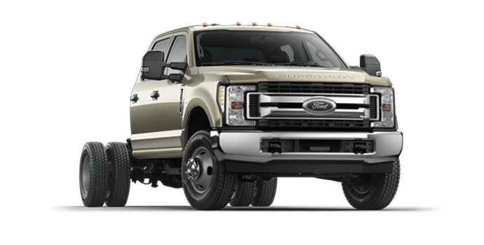 2018 Ford Chassis Cab F-350 XLT | Photo 6 | White Gold