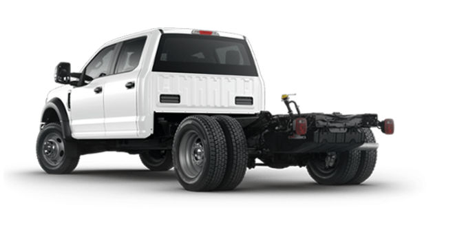 2018 Ford Chassis Cab F-450 XLT | Photo 5 | Oxford White