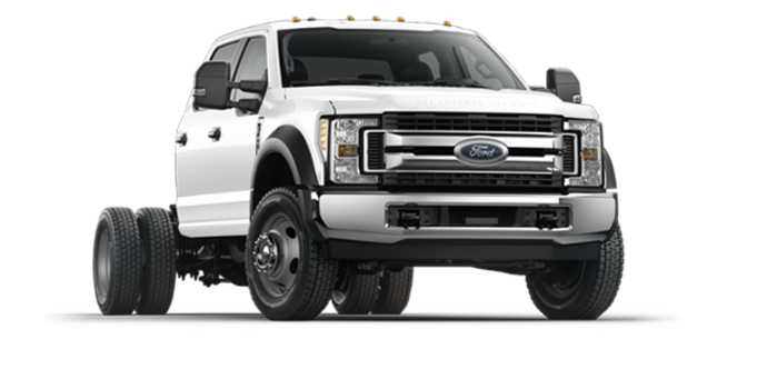 2018 Ford Chassis Cab F-450 XLT | Photo 6 | Oxford White
