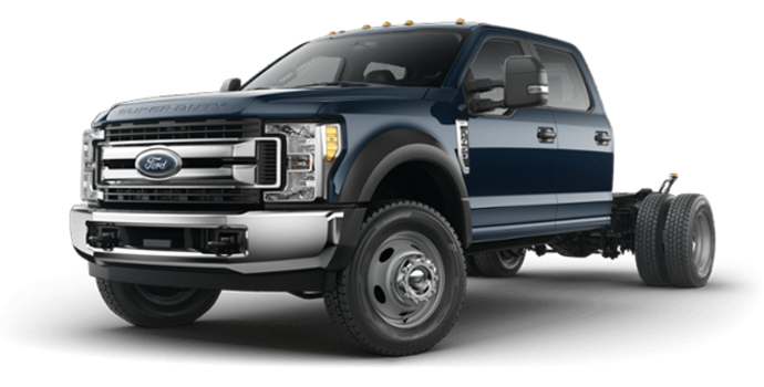 2018 Ford Chassis Cab F-450 XLT | Photo 4 | Blue Jeans