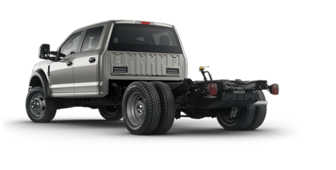 2018 Ford Chassis Cab F-450 XLT | Photo 5 | Stone Gray