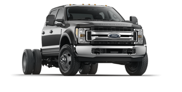 2018 Ford Chassis Cab F-450 XLT | Photo 6 | Magnetic