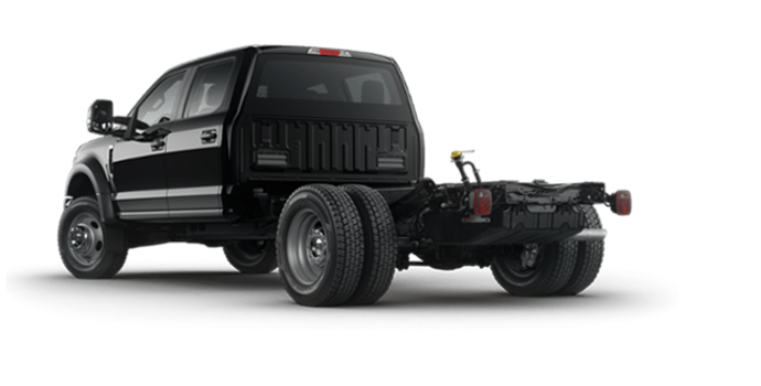 2018 Ford Chassis Cab F-450 XLT | Photo 5 | Shadow Black
