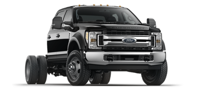 2018 Ford Chassis Cab F-450 XLT | Photo 6 | Shadow Black