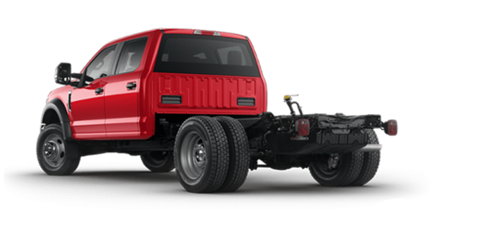 2018 Ford Chassis Cab F-450 XLT | Photo 5 | Race Red
