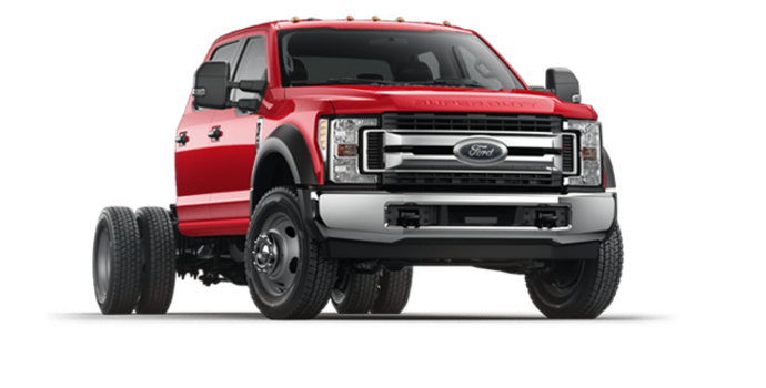 2018 Ford Chassis Cab F-450 XLT | Photo 6 | Race Red