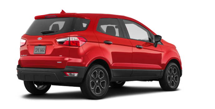 2018 Ford Ecosport S | Photo 5 | Race Red