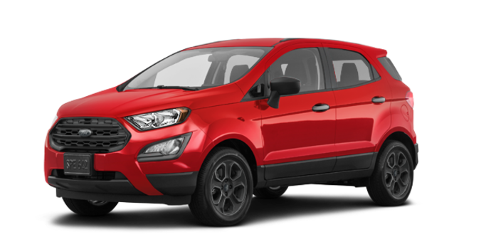 2018 Ford Ecosport S | Photo 6 | Race Red