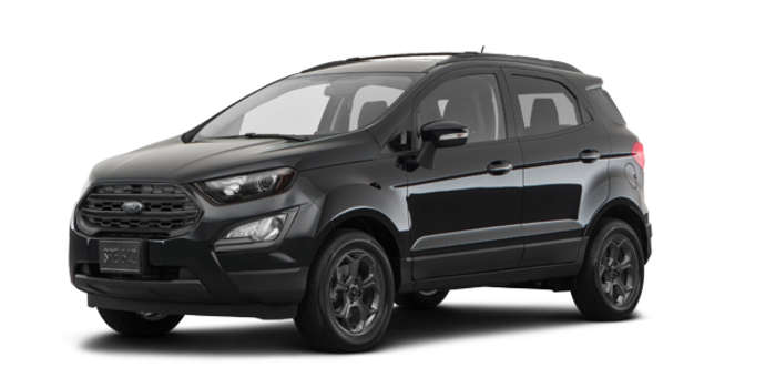 2018 Ford Ecosport SES | Photo 6 | Shadow Black