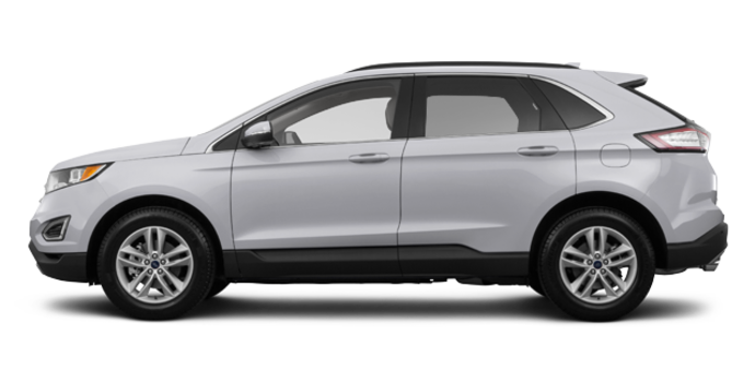 2018 Ford Edge SEL | Photo 4 | Ingot Silver Metallic