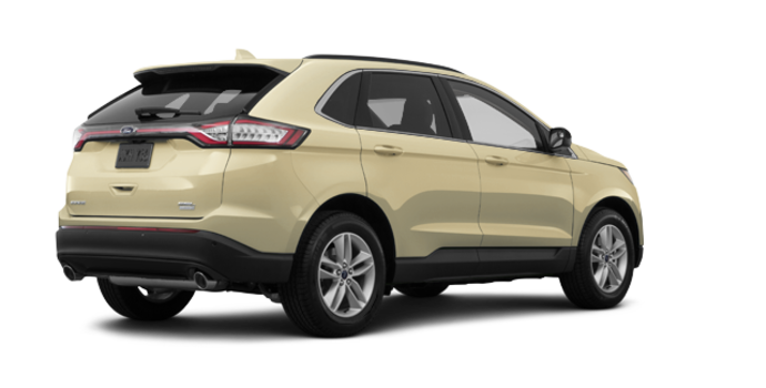 2018 Ford Edge SEL | Photo 5 | White Gold