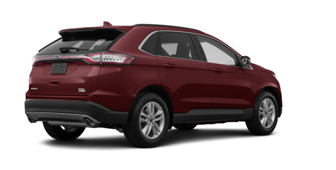 2018 Ford Edge SEL | Photo 5 | Burgundy Velvet Metallic Tinted Clearcoat