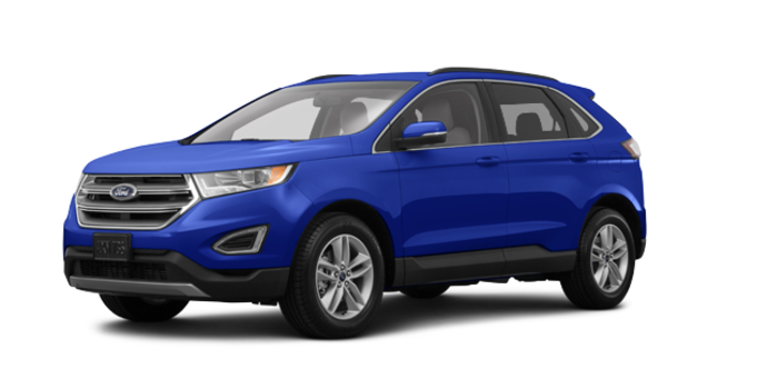 2018 Ford Edge SEL | Photo 6 | Lightning Blue