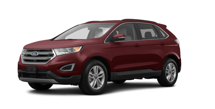 2018 Ford Edge SEL | Photo 6 | Burgundy Velvet Metallic Tinted Clearcoat