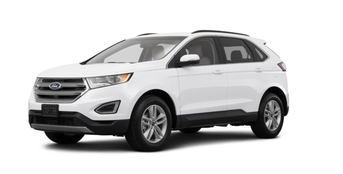 2018 Ford Edge SEL | Photo 6 | White Platinum Metallic Tri-Coat