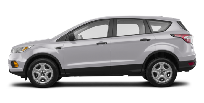 2018 Ford Escape S | Photo 4 | Ingot silver