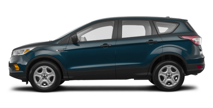 2018 Ford Escape S | Photo 4 | blue metallic