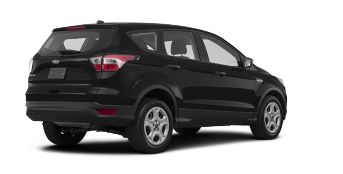 2018 Ford Escape S | Photo 5 | Shadow Black