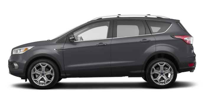 2018 Ford Escape TITANIUM | Photo 4 | Magnetic