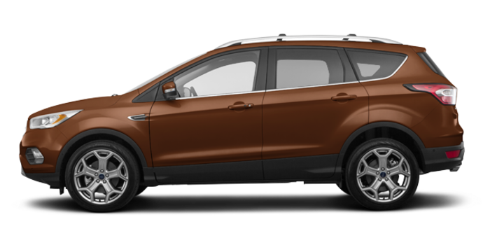 2018 Ford Escape TITANIUM | Photo 4 | Cinnamon Glaze