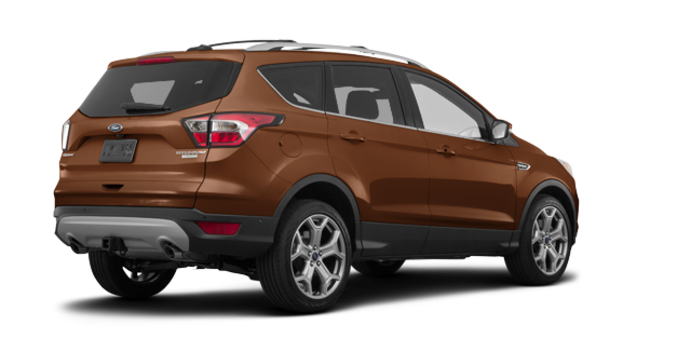 2018 Ford Escape TITANIUM | Photo 5 | Cinnamon Glaze