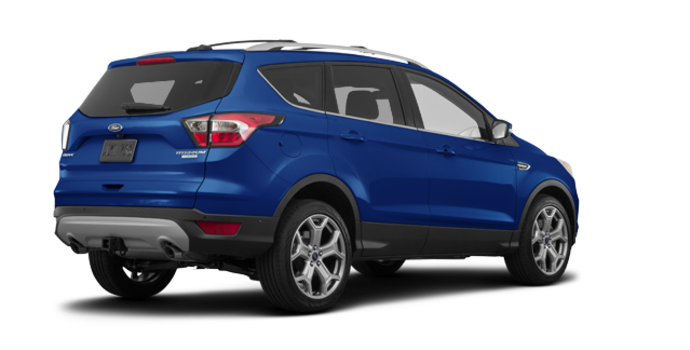 2018 Ford Escape TITANIUM | Photo 5 | Blue Lightning
