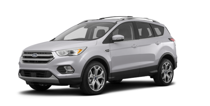 2018 Ford Escape TITANIUM | Photo 6 | Ingot silver