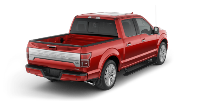 2018 Ford F-150 LIMITED | Photo 5 | Ruby Red Metallic