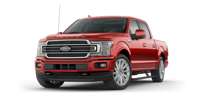 2018 Ford F-150 LIMITED | Photo 6 | Ruby Red Metallic