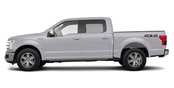 2018 Ford F-150 PLATINUM | Photo 4 | Ingot Silver metallic