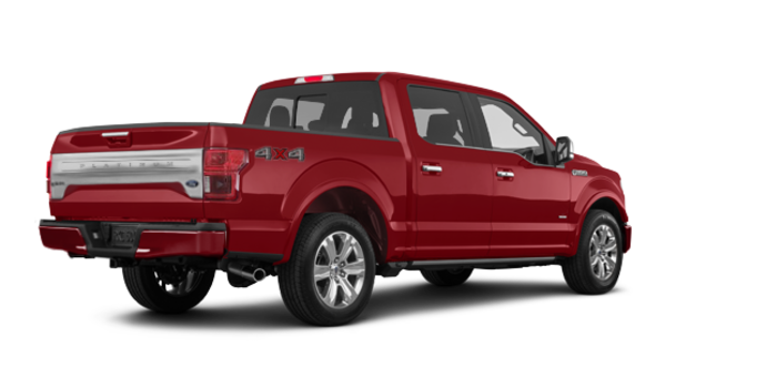 2018 Ford F-150 PLATINUM | Photo 5 | Ruby Red Metallic