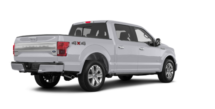 2018 Ford F-150 PLATINUM | Photo 5 | Ingot Silver metallic