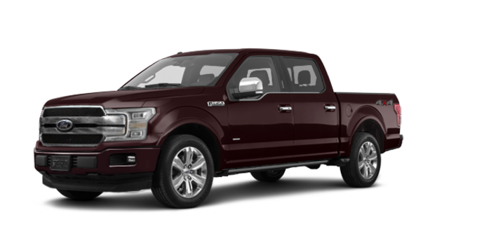 2018 Ford F-150 PLATINUM | Photo 6 | Magma