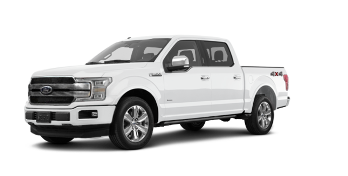 2018 Ford F-150 PLATINUM | Photo 6 | White Platinum Metallic