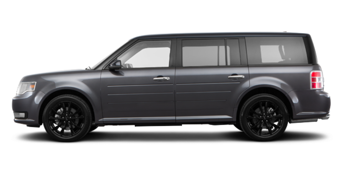 2018 Ford Flex SEL | Photo 4 | Magnetic