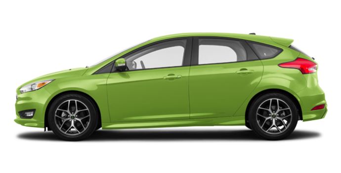 2018 Ford Focus Hatchback SE | Photo 4 | Outrageous Green Metallic