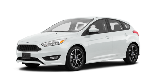 2018 Ford Focus Hatchback SE | Photo 6 | Oxford White