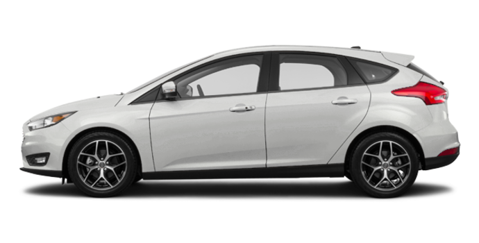 2018 Ford Focus Hatchback SEL | Photo 4 | Oxford White