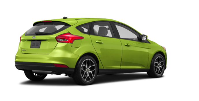 2018 Ford Focus Hatchback SEL | Photo 5 | Outrageous Green Metallic