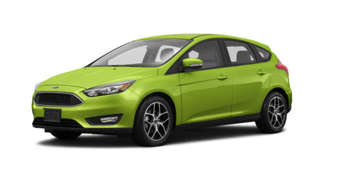 2018 Ford Focus Hatchback SEL | Photo 6 | Outrageous Green Metallic