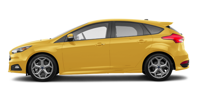 2018 Ford Focus Hatchback ST | Photo 4 | Triple Yellow