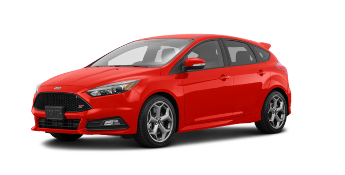 2018 Ford Focus Hatchback ST | Photo 6 | Hot Pepper Red Metallic