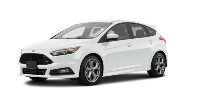 2018 Ford Focus Hatchback ST | Photo 6 | Oxford White