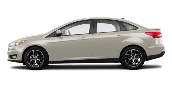 2018 Ford Focus Sedan SE | Photo 4 | White Gold