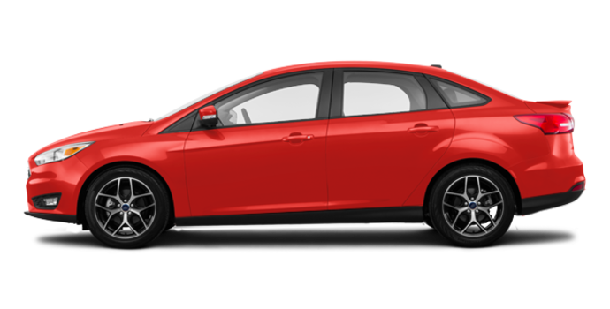2018 Ford Focus Sedan SE | Photo 4 | Hot Pepper Red Metallic