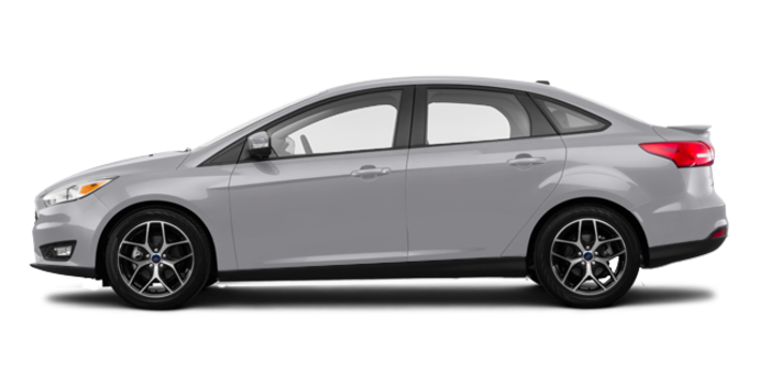 2018 Ford Focus Sedan SE | Photo 4 | Ingot Silver Metallic