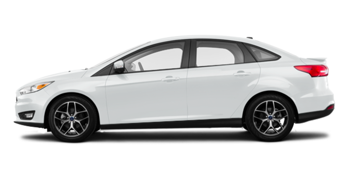 2018 Ford Focus Sedan SE | Photo 4 | Oxford White