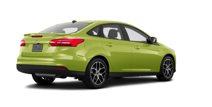 2018 Ford Focus Sedan SE | Photo 5 | Outrageous Green Metallic